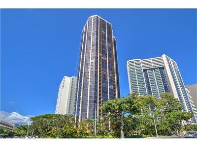 Honolulu Condo/Townhouse For Sale: 60 N Beretania Street #PHB4