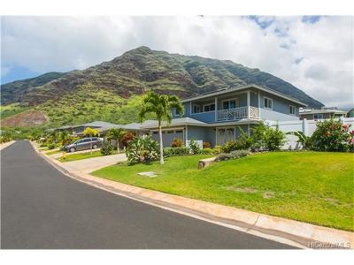 Waianae Single Family Home For Sale: 84-575 Kili Drive #54