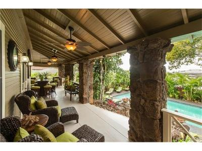 Honolulu Rental For Rent: 927 10th Avenue #1