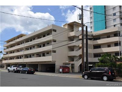 Honolulu Multi Family Home In Escrow Showing: 716 Lukepane Avenue