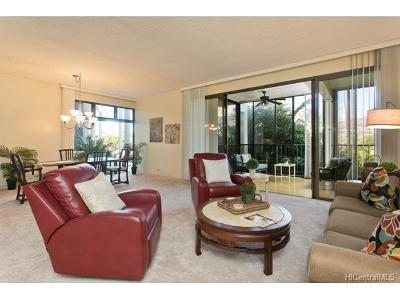 Condo/Townhouse For Sale: 4999 Kahala Avenue #241