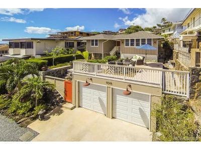 Honolulu Single Family Home For Sale: 4045 Koko Drive