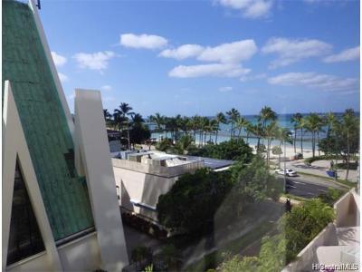 Honolulu HI Condo/Townhouse For Sale: $215,000
