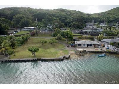 Kaneohe Single Family Home For Sale: 47-133 Kamehameha Highway