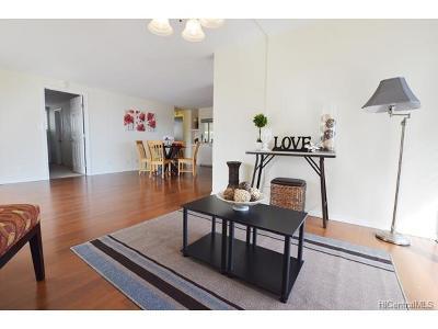 Honolulu HI Condo/Townhouse For Sale: $550,000