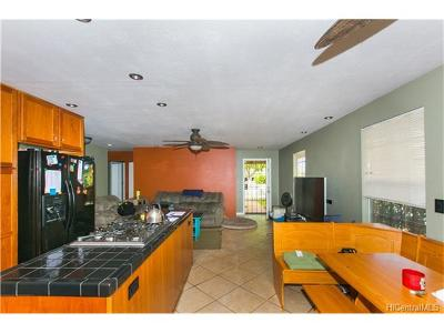 Waianae Single Family Home For Sale: 87-906 Kulauku Street