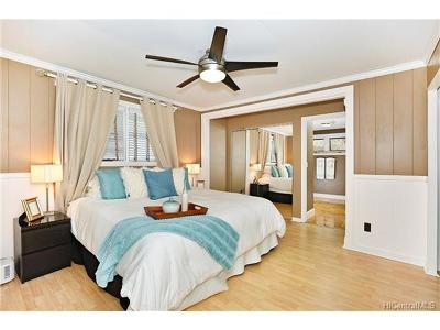 Honolulu HI Single Family Home For Sale: $1,060,000