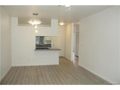 Mililani Condo/Townhouse For Sale: 95-781 Wikao Street #A105
