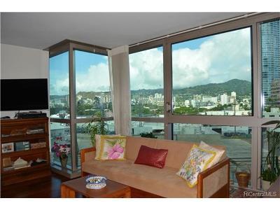 Honolulu HI Condo/Townhouse For Sale: $991,000