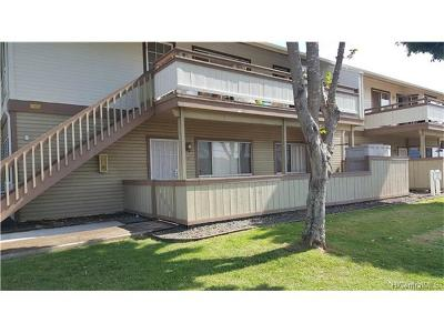 Ewa Beach Condo/Townhouse For Sale: 91-781 Puamaeole Street #16D
