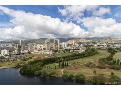Honolulu Condo/Townhouse For Sale: 445 Seaside Avenue #2902