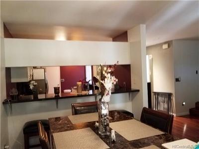 Waipahu Condo/Townhouse For Sale: 94-770 Lumiauau Street #J5