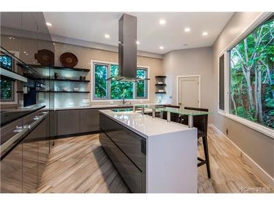 Honolulu Single Family Home For Sale: 3514 Sierra Drive