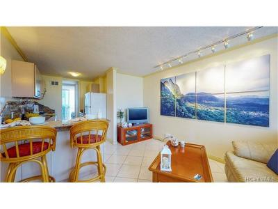 Waianae Condo/Townhouse For Sale: 84-965 Farrington Highway #A410