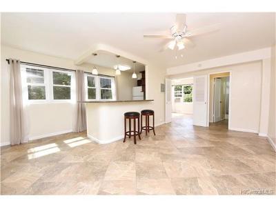 Hawaii County, Honolulu County Condo/Townhouse For Sale: 1621 Ala Wai Boulevard #201