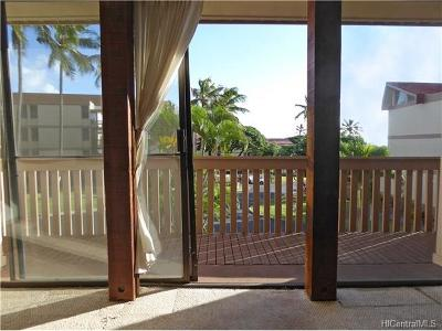 Waianae Condo/Townhouse For Sale: 84-718 Ala Mahiku Street #85A