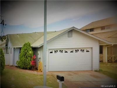 Ewa Beach Single Family Home For Sale: 91-516 Koihala Place