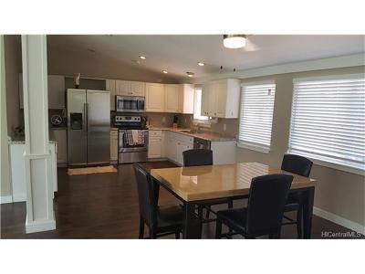 Ewa Beach Single Family Home For Sale: 91-616 Onelua Street