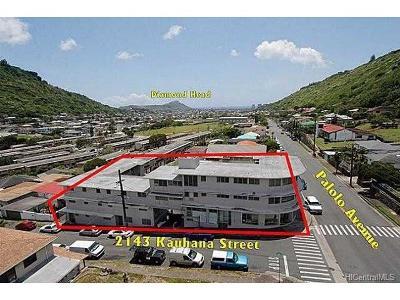 Honolulu Multi Family Home For Sale: 2143 Kauhana Streets
