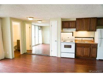 Honolulu Condo/Townhouse For Sale: 824 Kinau Street #307