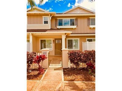 Ewa Beach Condo/Townhouse For Sale: 91-1033 Kaipalaoa Street #1402