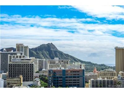 Honolulu Condo/Townhouse For Sale: 1920 Ala Moana Boulevard #2011