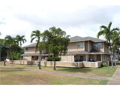 Ewa Beach Condo/Townhouse For Sale: 91-1068c Makaaloa Street #15C