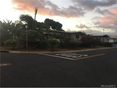 Ewa Beach Single Family Home For Sale: 91-618 Pupu Street