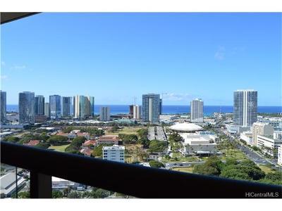 Honolulu Condo/Townhouse For Sale: 1221 Victoria Street #3001