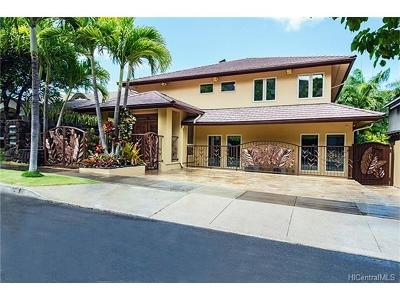 Honolulu Rental For Rent: 3007 Hibiscus Drive