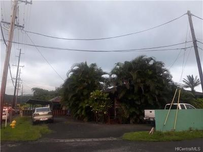 Kaneohe Single Family Home In Escrow Showing: 47-657 Kamehameha Highway