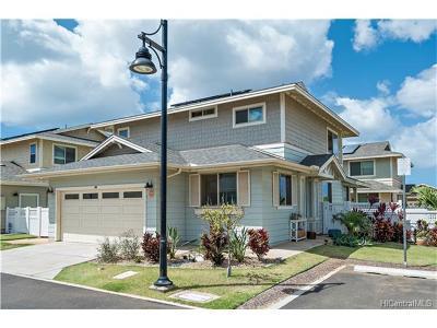 Kapolei Single Family Home For Sale: 801 Kakala Street #32