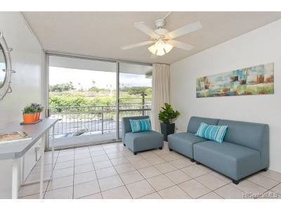 Honolulu County Condo/Townhouse For Sale: 98-450 Koauka Loop #306