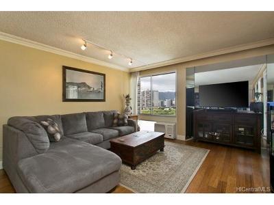 Honolulu Condo/Townhouse For Sale: 431 Nahua Street #1402