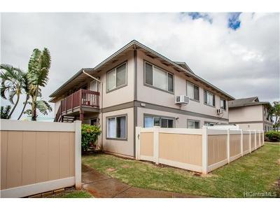 Ewa Beach Condo/Townhouse For Sale: 91-1006 Huliau Street #7B