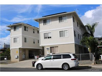 Honolulu Multi Family Home For Sale: 765 McCully Street