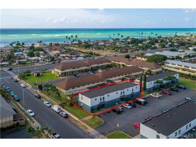 Ewa Beach Condo/Townhouse For Sale: 91-640 Kilaha Street #B