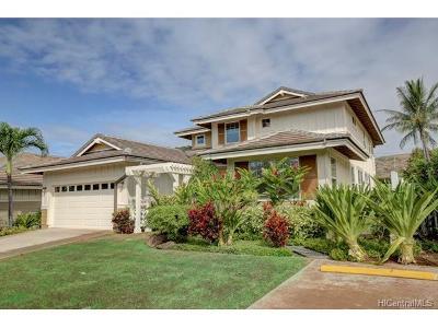 Kapolei Single Family Home For Sale: 92-1015n Koio Drive #S-48-E