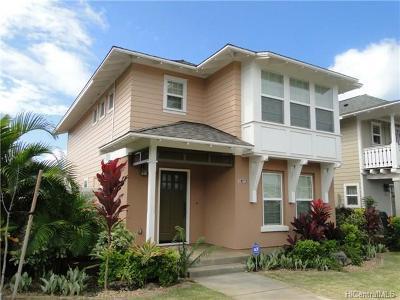 Ewa Beach Single Family Home For Sale: 91-1163 Waiemi Street