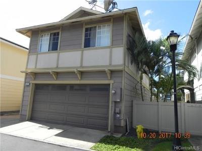 Ewa Beach Single Family Home For Sale: 91-572 Makalea Street
