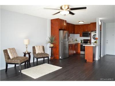 Honolulu County Condo/Townhouse For Sale: 1830 Wilikina Drive #704