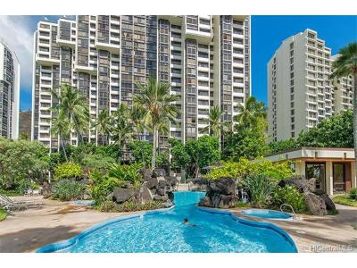 Honolulu County Condo/Townhouse For Sale: 521 Hahaione Street #2/7F