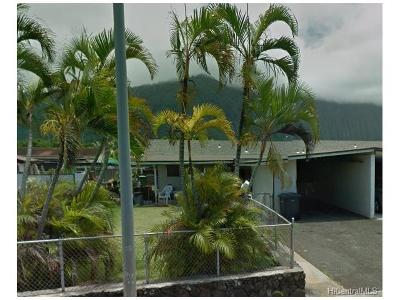Waimanalo Single Family Home For Sale: 41-573 Inoa Street