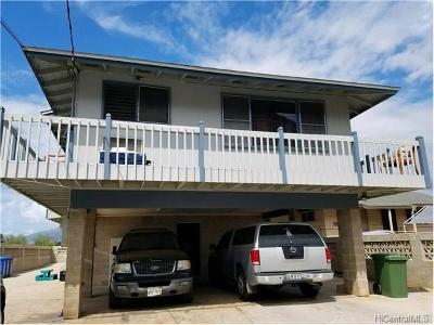 Waianae HI Single Family Home For Sale: $575,000