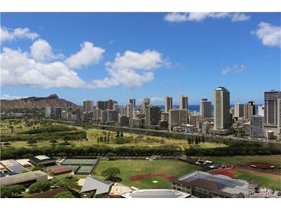 Honolulu Condo/Townhouse For Sale