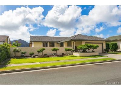 Honolulu HI Single Family Home For Sale: $1,349,000