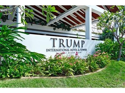 Honolulu Condo/Townhouse For Sale: 223 Saratoga Road #1210