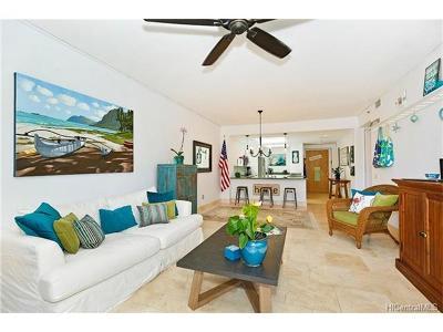 Honolulu County Condo/Townhouse For Sale: 1 Keahole Place #2504