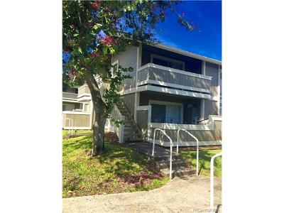 Waipahu Condo/Townhouse In Escrow Showing: 94-1359 Kulewa Loop #16S