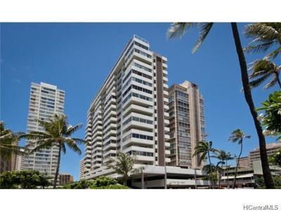 Honolulu HI Condo/Townhouse For Sale: $229,000